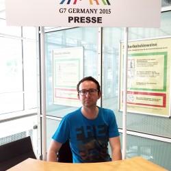 FLughafen München: Auf dem Weg zum G7... nein nach Malle! :)